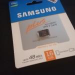 Samsung 16GB Micro SD